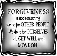 Health Benefits of Forgiveness