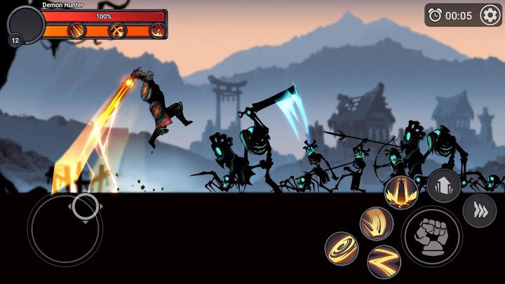 Stickman Master: Shadow Legends - Game Offline Mod
