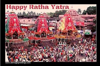 happy rath yatra status