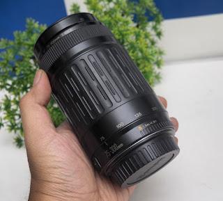 Canon EF 75-300mm F4-5.6 Bekas