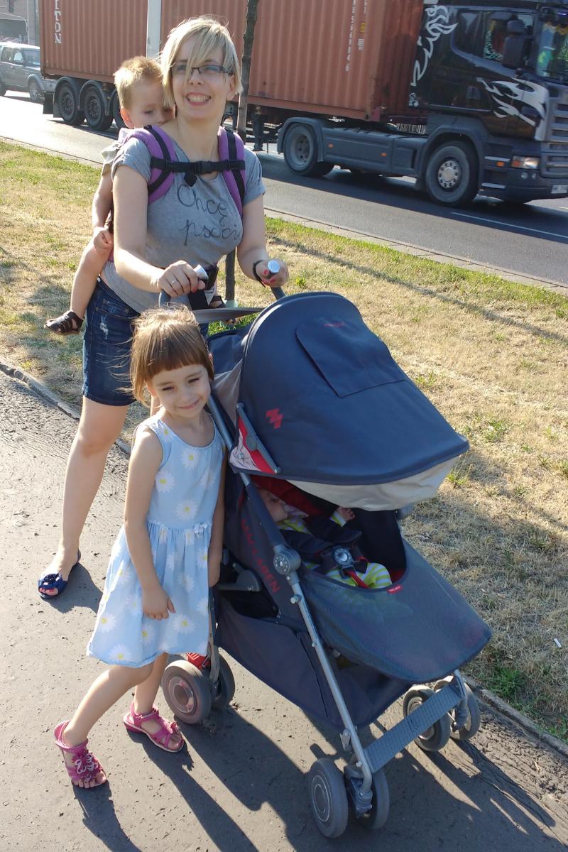 Aktywności fizyczne Matki Polki wielodzietnej