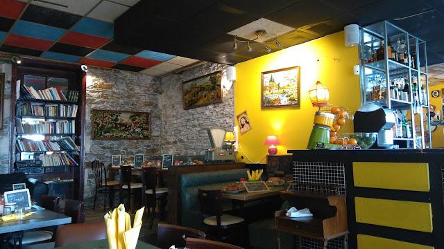 Louis Blanc, Nantes, restaurant, brunch, bullelodie