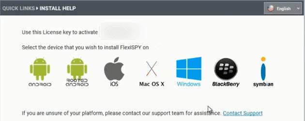 flexispy installation guide