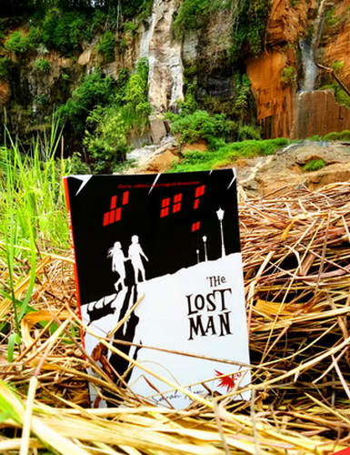 novel fantasteen the lost man
