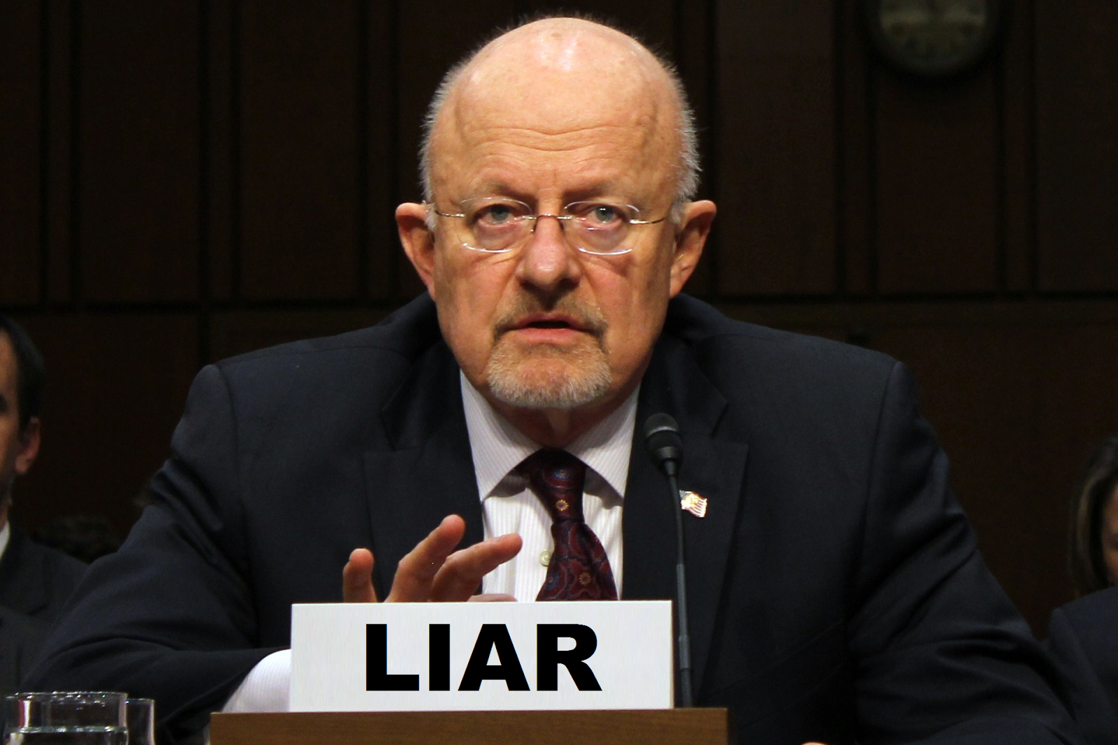 Image result for clapper liar