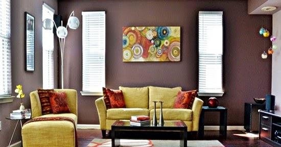 36+ Warna Cat Ruang Tamu Rumah Mewah Simple Dan Minimalis