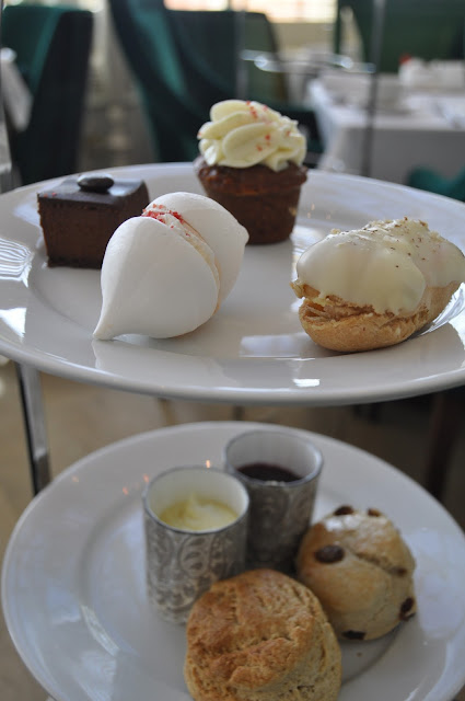 Foodie Friday - Afternoon Tea at the Grand, Brighton photo by modernbricabrac