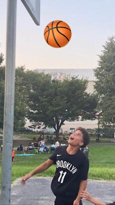 Basketball Pick Up Game
