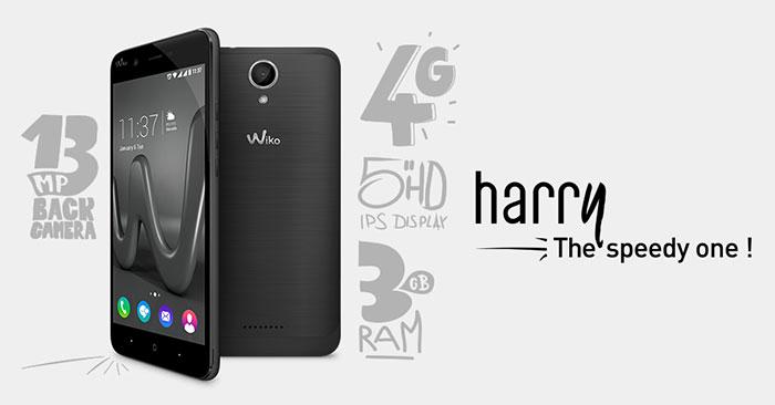 Wiko Harry - Smartphone Perancis Dengan Desain Penuh Gaya Serta Pilihan Warna
