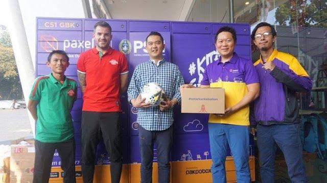 Kolaborasi PSSI dengan Startup Logistik Paxel Jelang Persiapan Timnas Kualifikasi PIala Dunia 2022