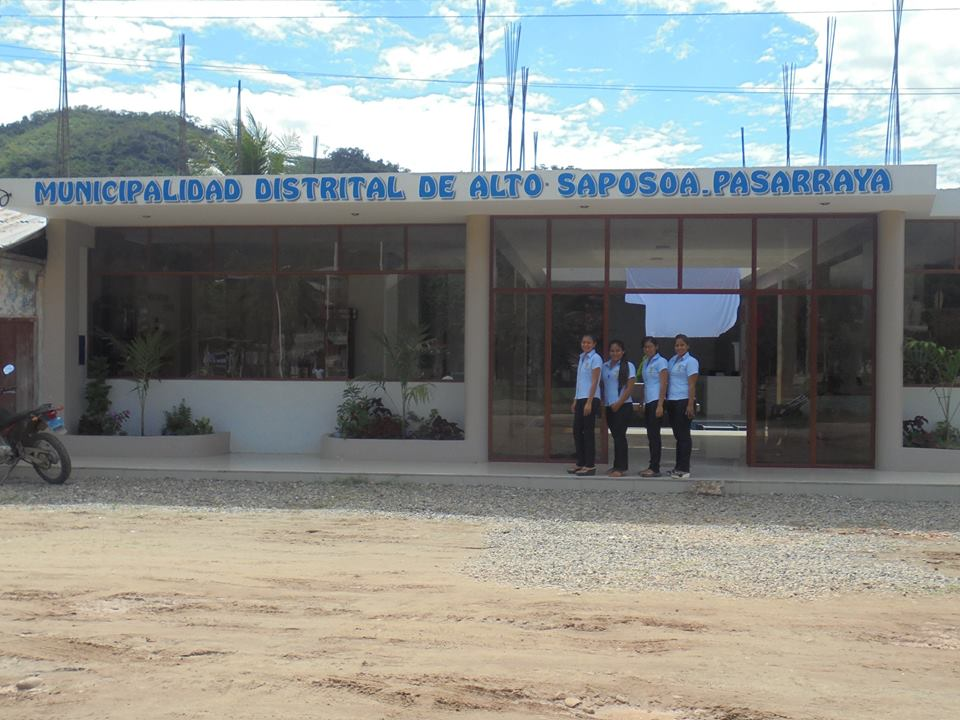 Municipalidad Distrital de Alto Saposoa (Huallaga)