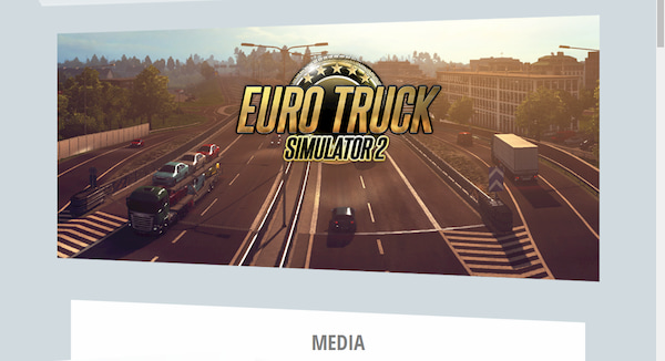 تحميل محاكي الشاحنات للكمبيوتر وتشغيلها بالدراعات | Euro Truck Simulator 2