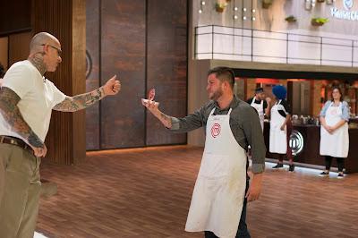 Edson desbancou sete concorrentes na cozinha mais famosa do país - Divulgação/Band