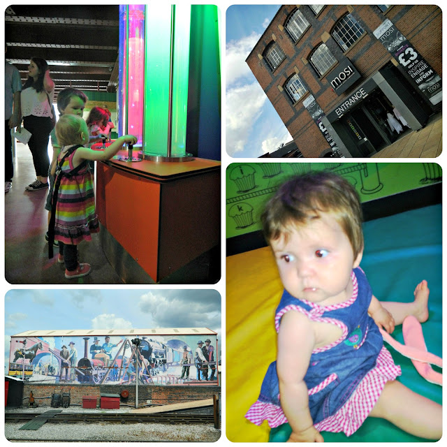 Museum of Science and Industry MOSI Children Playing