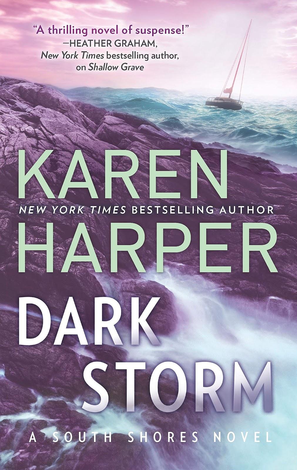Dark Storm Karen Harper Cozy mysteries
