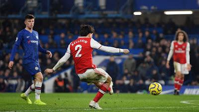 Chelsea 2 2 Arsenal