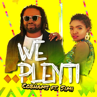 Cobhams Asuquo Opens the year 2020 with an Inspirational Song, that uplift the mind...