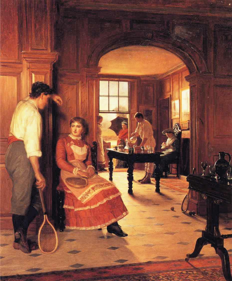 Victorian British Painting Women Painters