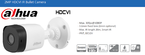 Dahua CCTV Camera Price in Pakistan