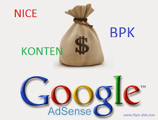 BPK atau CPC adsense anda kecil inilah solusinya