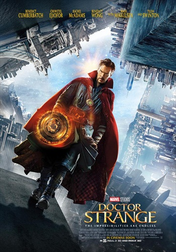 Doctor Strange 2016 Dual Audio ORG Hindi 720p BluRay 900MB