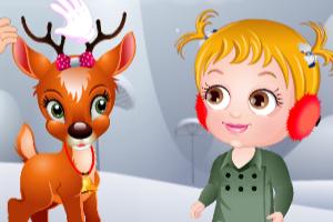 baby-hazel-reindeer-surprise