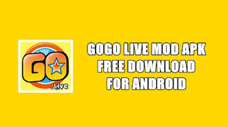 Download Gogo Live MOD APK Unlimited Coins & VIP