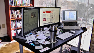 How To Organize Your Office Desk