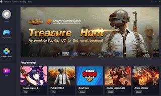 تنزيل برنامج Tencent Gaming Buddy
