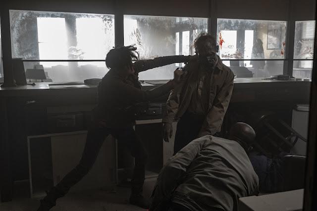 Fear the Walking Dead - 5x11 - You're Still Here