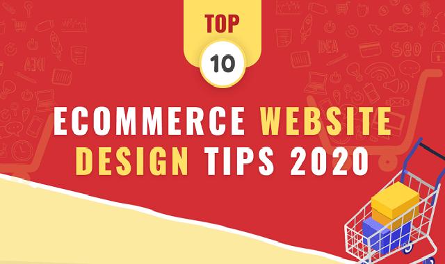 E-commerce website life-saving tips