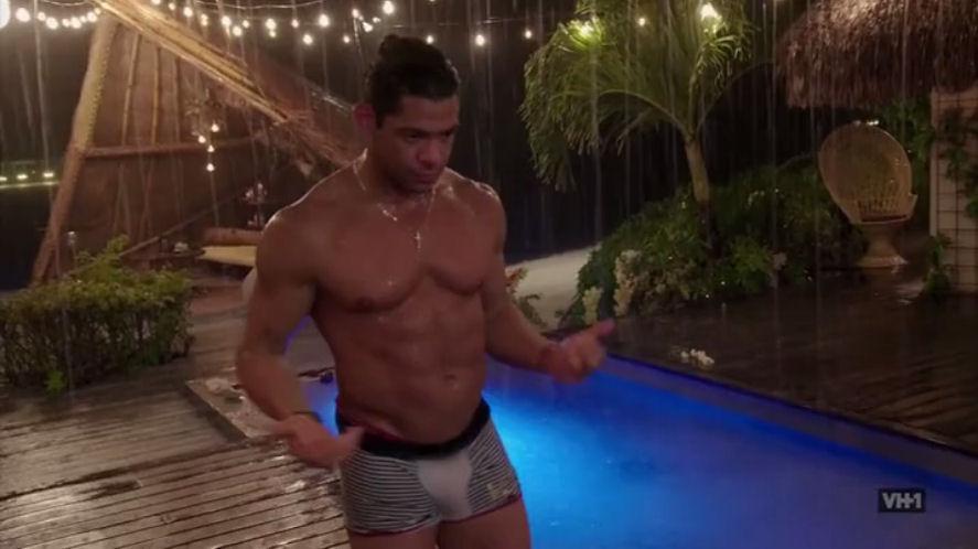 David, Joel, David  Drew On Dating Naked 2016  Dcs -2213