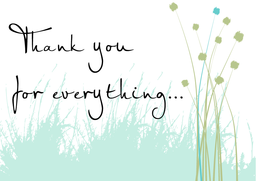 Thank You Note Wording Thank You Sympathy Note - condolence sample note