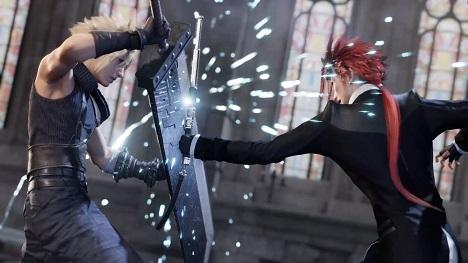 Final Fantasy 7 Remake TGS Trailer