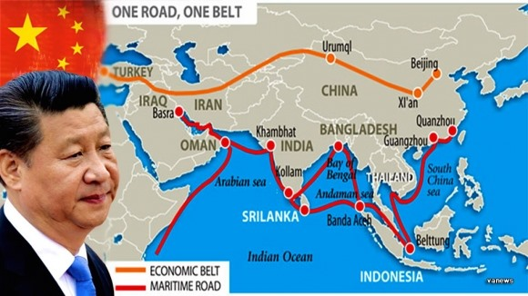 """Kế hoạch """"Một vành đai, Một con đường"""" của Trung Quốc trị giá 1.500 tỉ đô tiêu tan vì đại dịch COVID-19"""