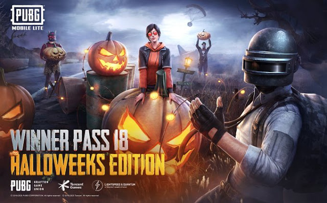 PUBG Lite Season 18 Winner Pass Release date and time