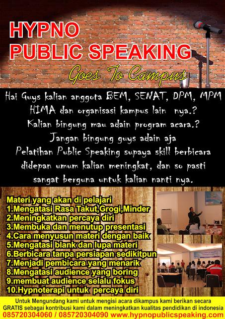 kursus public speaking di jakarta master ahmad baihaqi