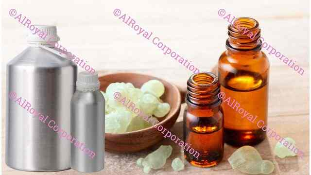 Frankincense Essential Oil -Oman | Sacred Frankincense-ARC