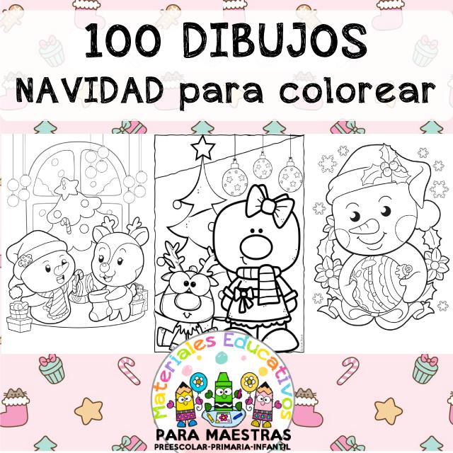 dibujos-fichas-navidad-colorear