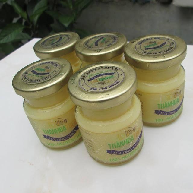 sữa ong chúa tăng cường sinh lý, sua ong chua tang cuong sinh ly
