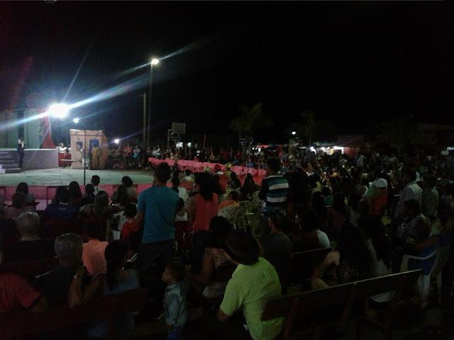 Igreja católica Nova Mamoré - RO