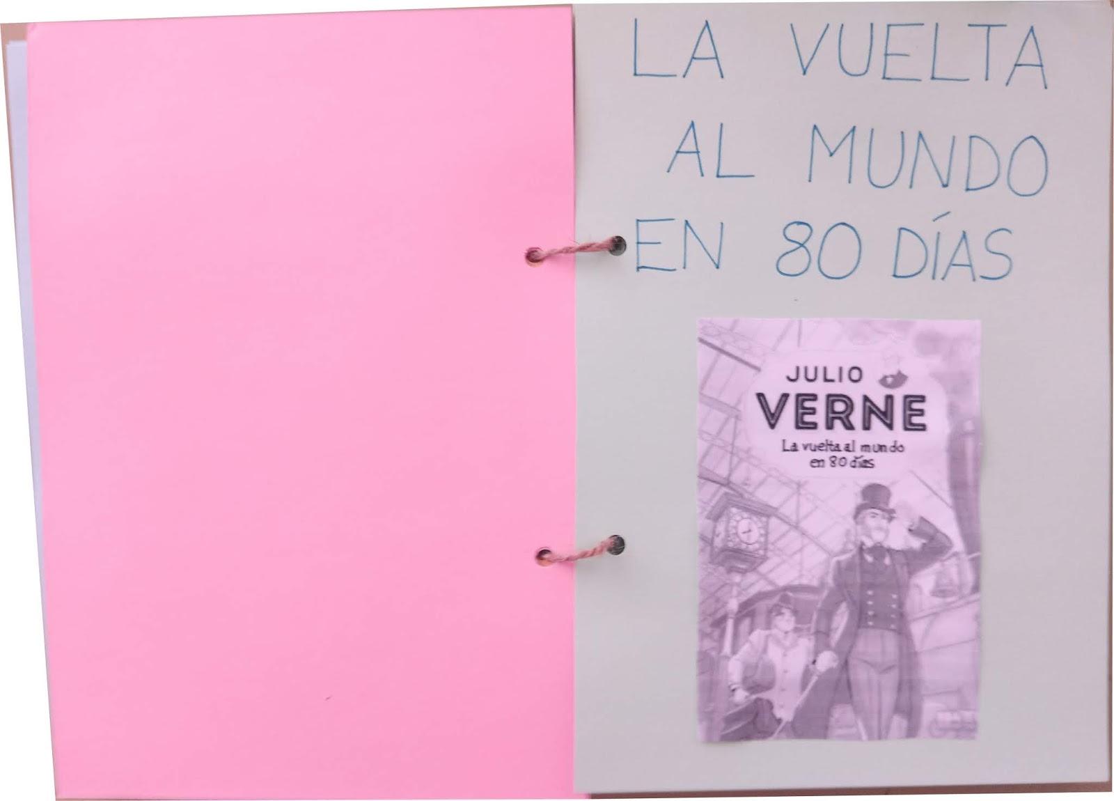 Mi Aula De Infantil Proyecto Julio Verne