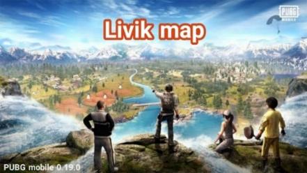 تحديث لعبة ببجي PUBG MOBILE 0.19.0 خريطة ليفيك Livik