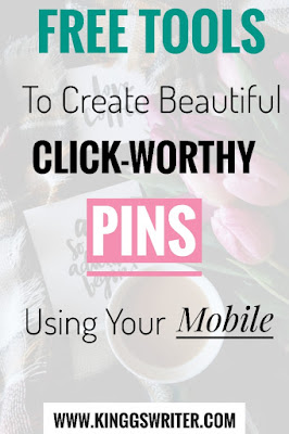 how to create pins for pinterest, how to create pins for blog posts, how to design pinterest images, how to make pinterest images without canva, how to create pins for blog without canva, alternate for canva, apps like canva for android, free alternative for canva, apps to edit photos, apps to edit photos, apps to edit photos for instagram, photo editing for pinterest, pinterest graphics design, pinterest pins tips, how to create pins for pinterest,  how to create pins how to make