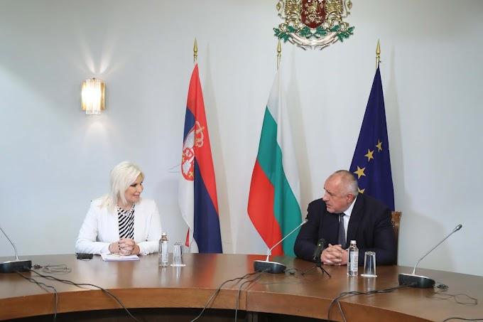 България подкрепя Сърбия по пътя и към Европейския съюз