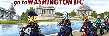 Spifford Max and the Cycle Pups Go to Washington, D.C. by Louisa Mastromarino