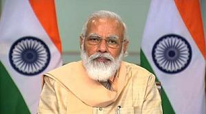 प्रधानमंत्री नरेंद्र मोदी ने 10 राज्यों के मुख्यमंत्रियों से की चर्चा