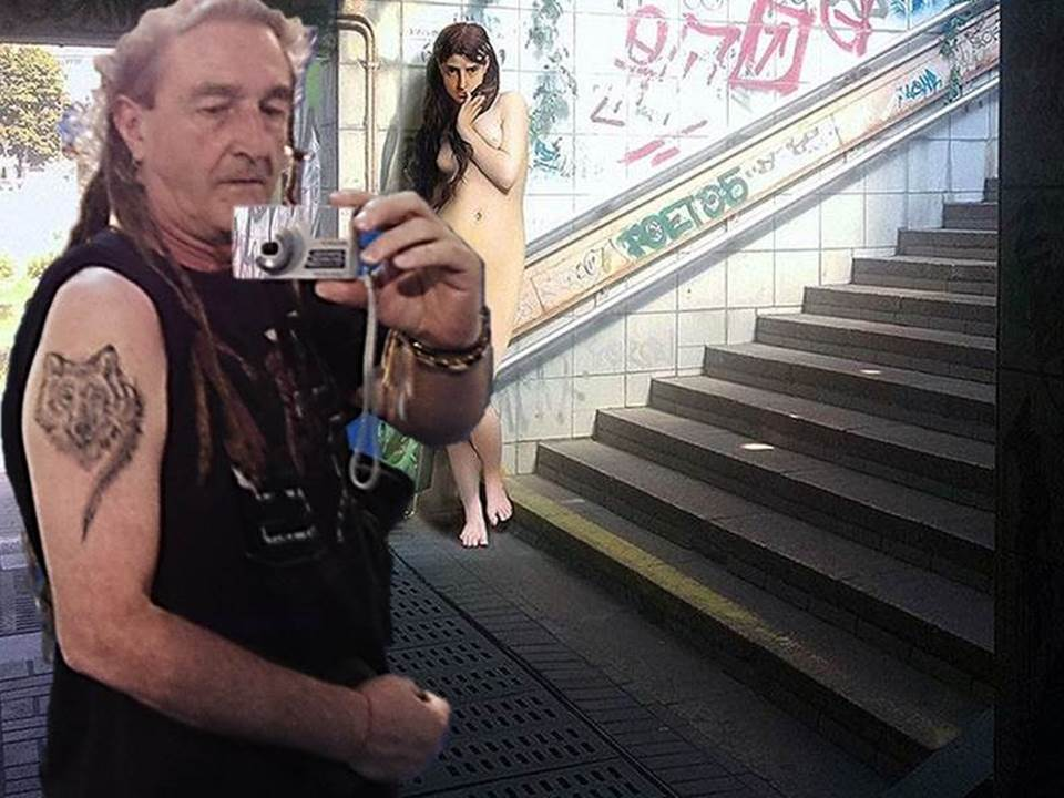 tatuajes perra golondrina cerca de palma