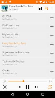 تحميل تطبيق VLC media player لتشغيل ملفات الفيديو أو الموسيقى