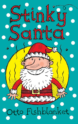 Picture of Stinky Santa Christmas paperback book
